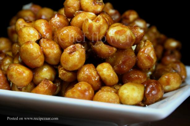 "Caramel Corn ""Puffs"". Photo by Chef floWer"