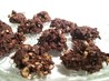Chocolate Coconut Nut Clusters. Recipe by Karen=^..^=