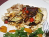Sea Bass With Artichokes and Balsamic Vinegar