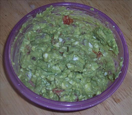 My Favorite Guacamole. Photo by looneytunesfan