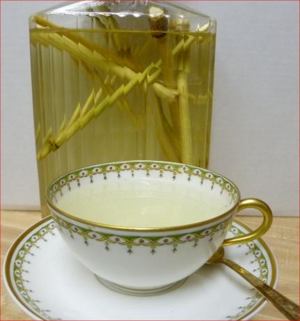 Lemon Grass Tea. Photo by Ambervim