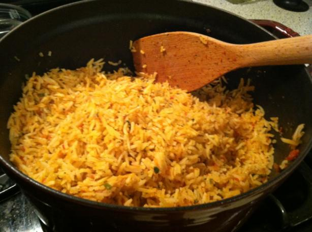 Authentic Mexican Rice. Photo by Cooking_Creole