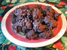 Chocolate Coconut Crispy Candy. Recipe by Seasoned Cook