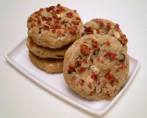 Bacon Chocolate Chip Cookies. Photo by TasteTester