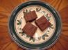 Microwave Fantasy Fudge. Recipe by wwltmom