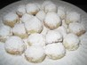 Snowball Cookies. Recipe by Halcyon Eve
