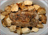 Crock Pot Roast Pork Loin W/ Kraut and Potato. Recipe by Chef Shadows