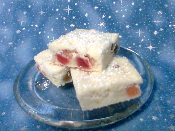 Jeweled Shortbread. Photo by Diana #2