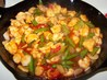 Sweet and Sour Stir-Fry Chicken. Recipe by Sweet Diva