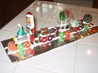 Candy Christmas Train. Recipe by Chef #643883