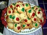 Brandied Fruitcake Cookies. Recipe by yaya78006