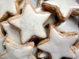 Cinnamon Stars (Zimsterne) German Christmas Cookies