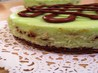 Mint Chocolate Chip Cheesecake