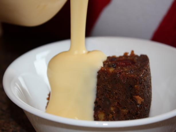 Sago Christmas Pudding. Photo by **Jubes**
