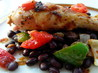 Caribbean Chicken and Black Beans