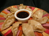 Pot Stickers With Spicy Dipping Sauce. Recipe by cookiedog