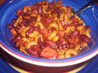 Smoked Sausage Chili. Recipe by Chef shapeweaver ©