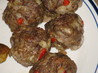 Sweet and Spicy Meatballs (Pillsbury). Recipe by 2Bleu