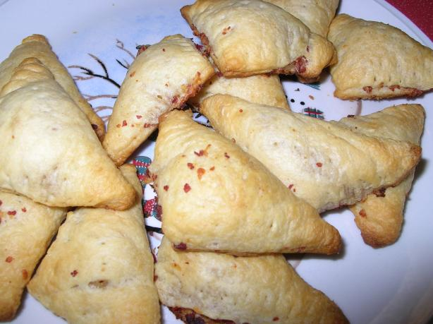 Mini Reuben Turnovers (Pillsbury). Photo by DebS #2