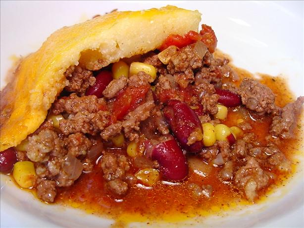 Beef Tamale Casserole. Photo by Sharlene~W