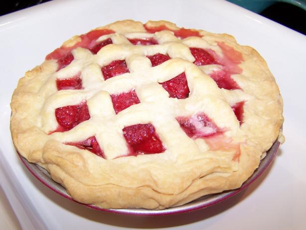 Raspberry Pie. Photo by Chef PotPie