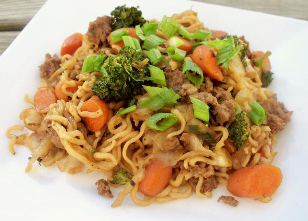 Yakisoba. Photo by *Parsley*