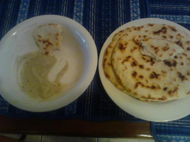 Indian Flat Bread. Photo by Cherietta