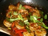 Honey Orange Stir Fry Shrimp. Recipe by MarraMamba