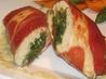 Spinach Goats Cheese and Pesto Stuffed Chicken Breast With a Lem. Recipe by The Flying Chef