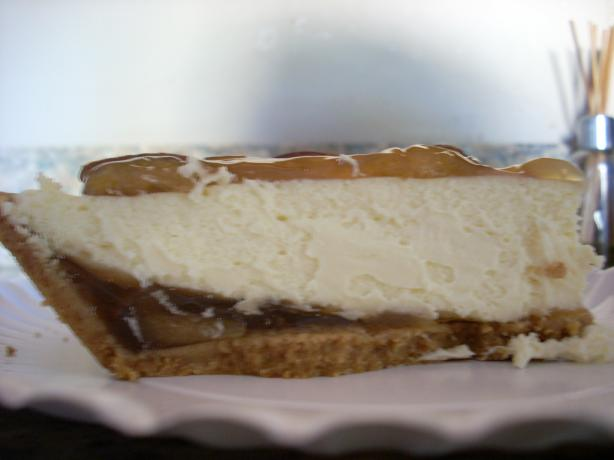 Paula Deen's Caramel Apple Cheesecake. Photo by Melvin'sWifey