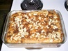 Cinnamon Nut Streusel Coffee Cake. Recipe by Rosecora