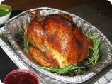 Roast Turkey - Alton Brown/Giada De Laurentiis