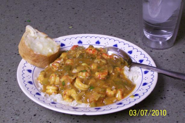 Crawfish Etouffee. Photo by Chef #1135408