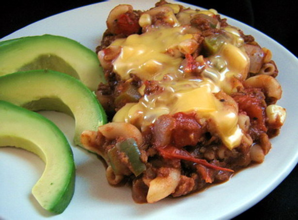 Mexican Scramble (Diabetic). Photo by Annacia