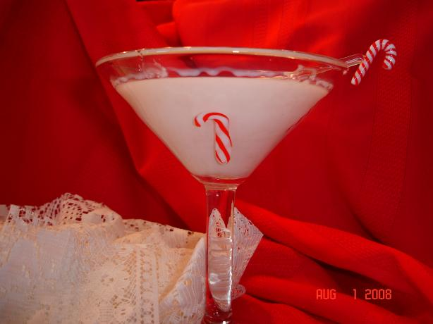 Candy Cane Drink. Photo by racrgal
