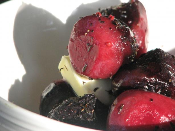 Crock Pot Thyme Roasted Beets. Photo by Bonnie G #2