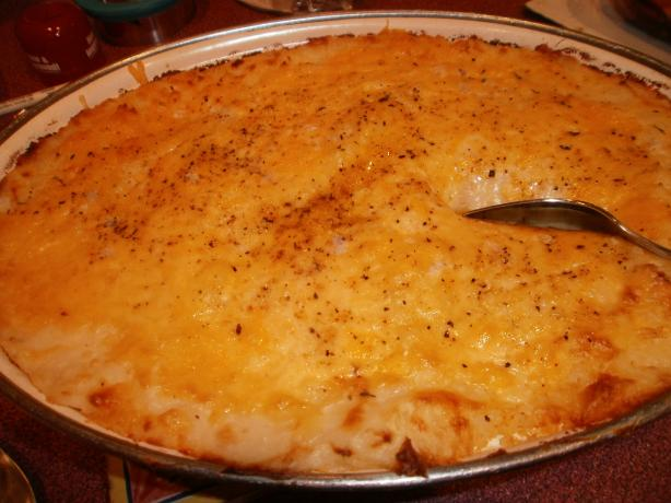 Gouda Mashed Potato Casserole. Photo by CIndytc