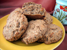 Coffee Hazelnut Scones. Recipe by lazyme
