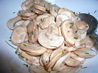 Marinated Mushrooms. Recipe by **Mandy**
