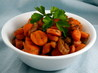 Tender Carrots With Apricots