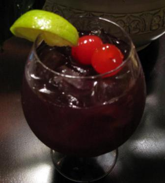 Hpnotiq Sangria. Photo by Sooz Cooks