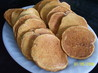 Heart Healthy Harvest Pancakes. Recipe by DbKnadler