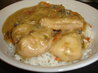 Crock Pot Chicken With Vegetable Gravy