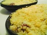 Pear and Sultana Crumble. Recipe by Luschka