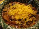 Venison Chili