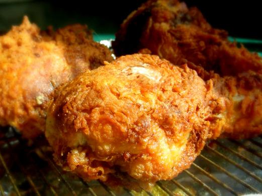 Kentucky-Style Fried Chicken. Photo by Andi of Longmeadow Farm