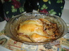 Amazing Cinnamon Apple Rice Stuffed Chicken Gfcf. Recipe by chefRD