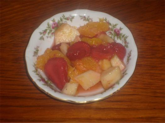 Small Fruit Salad. Photo by bullwinkle