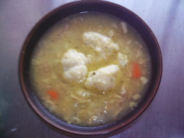 Buttermilk Dumplings. Photo by thepetnanny
