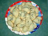 Dried Cherry-Almond Filled Cookies. Recipe by GrammaJeanne